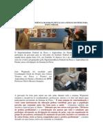 DIVULGAÇÃO DA SEMANA DO PEIXE NO IFPR