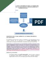 PROPUESTA DEL PERFIL INTERMEDIO PARA LA FORMACIÓN BÁSICA COMÚN DE LA FACULTAD DE CIENCIAS QUÍMICAS Y FARMACÉUTICAS