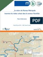 Metro B - Point information 28/06/2011