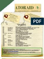 Gatoraid 091511