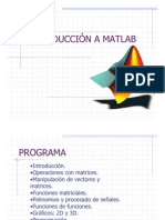 Introduccion Matlab Completo