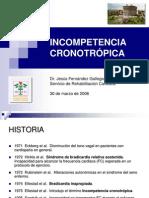 Incompetencia Cronotropica_Fernandez