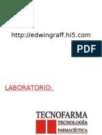 Laboratorio TECNOFARMA