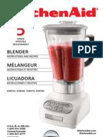 Kitchen Aid Blender