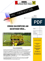 MSC Newsletter 18.9.