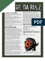 Ard Boyz Rulz