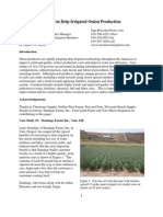 Trends in Drip Irrigated Onion Production Paper_NARC 2010_Toro FINAL