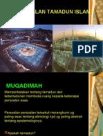 Bab 1 - Pengenalan Tamadun Islam