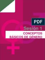 1Curso Especializacion-Igualdad de Genero , Ciudadania y Participacion Politica