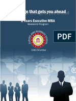 EABS Exec MBA Program Brochure_Mumbai Campus