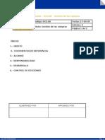 Procedimiento – DC2.08 – Gestión de las compras