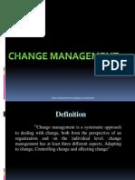 Change Management-prince Dudhatra