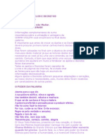 Caderno de Apelos e Decretos Da Chama Violeta