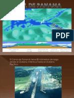 Canal de Panama Pre