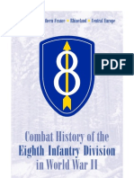 WWII 8th Infantry Division