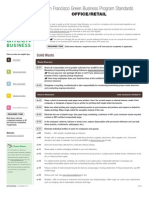 Office Retail Checklist