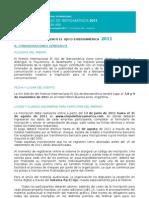 Reglamento Elojo 2011