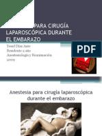 anestesiaparacirugialaparoscopicaduranteelembarazo-091126203421-phpapp02