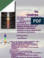 Os Chakras Power