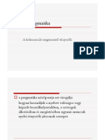 Szövegpragmatika