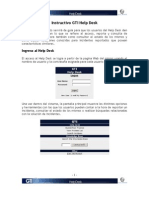 GTI HelpDesk User's Manual