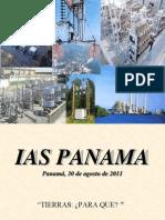 04 Tierras Para Que 2 Ias Panama 11-08-30