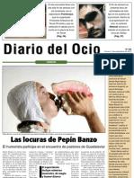 Diario del Ocio ( Diario de Teruel) - 03 de septiembre de 2010. El Show de Pepin