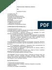 Conteúdo programático Agente de Polícia Federal 2004