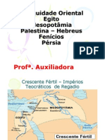 Antiguidade Oriental - Fleming