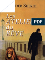Skënder Sherifi - Ateliers du Rêve (poésie)