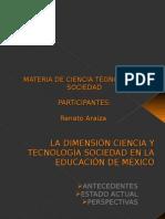 Ciencia y Tecnologia en La Educación