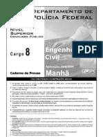 Cargo 8 - Engenheiro Civil