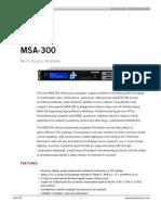 MSA-300