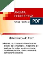 03.Anemia Ferropriva
