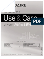 Dishwsher Book