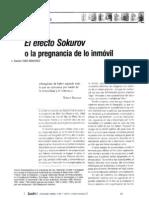 El Efecto Sokurov