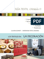 Teoria programación textil ATC (Módulo I)