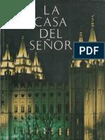 LA CASA DEL SEÑOR - JAMES. TALMAGE