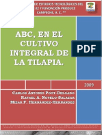 ABC en El Cultivo Integral de La Tilapia