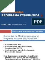 10 Medicamentos Del Prog Nal Freddy Flores