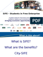 City-sife Introductory Slides