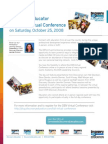 Discovery Education Virtual Conference Flyer
