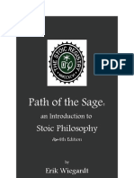 The Path of Stoa