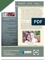 July - August 2011 E-newsletter