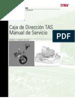 Caja de Dirección TAS