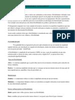 DIFERENÇA ENTRE FLEXIBILIDADE E ALONGAMENTO