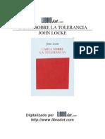 Locke John - Carta Sobre La Tole Ran CIA