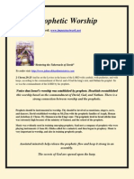 Prophetic Worship
