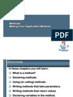 Java Methods Part1
