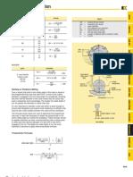 Milling Tech Info Formulas